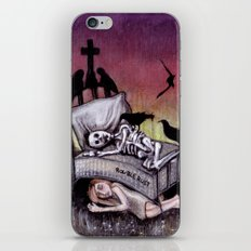 Sleeping at last iPhone & iPod Skin