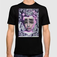 The Key By Alex Garant Mens Fitted Tee Black SMALL