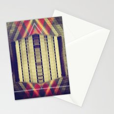 Argyle Turnstile Stationery Cards