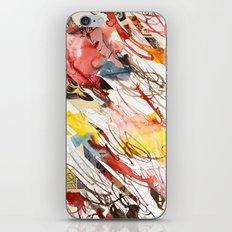 comic letter 2 iPhone & iPod Skin