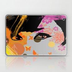 Audrey again Laptop & iPad Skin