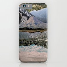 Mountains beyond mountains iPhone 6 Slim Case