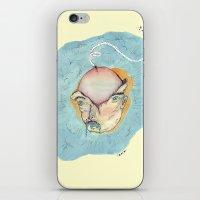 GRANDES PENSAMIENTOS iPhone & iPod Skin