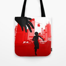 Mirror's Edge Tote Bag