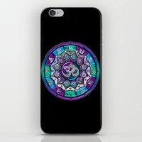UROCK! Independence Mandala iPhone & iPod Skin