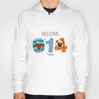 Welcome 014 Hoody