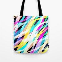 Surge of Colour Tote Bag