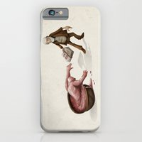 iPhone & iPod Case featuring Evolution by Lee Grace Illustration