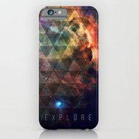 iPhone & iPod Case featuring Explore II by Galaxy Eyes