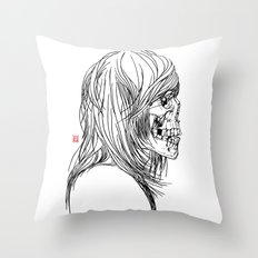 A Song About Rock N' Roll/A Song About Death Throw Pillow