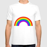 Too Gay To Function Mens Fitted Tee White SMALL