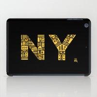 NIGHT NY - PM iPad Case