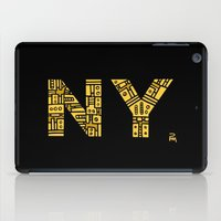 NIGHT NY - PM iPad Case