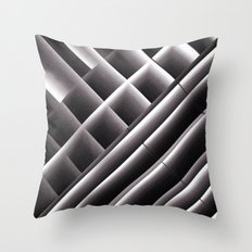 Di-simetrías 2 Throw Pillow