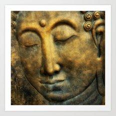 Buddho Art Print