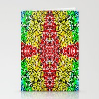 cross Stationery Cards featuring Cross by Bruce Stanfield