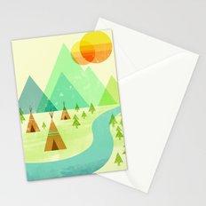 Native Lands Stationery Cards