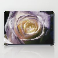 Abstract Rose iPad Case