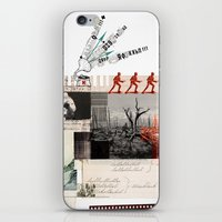 Sleepless Stalingrad iPhone & iPod Skin