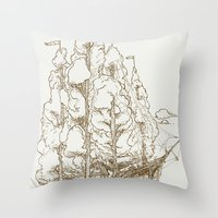 Voyage Home Throw Pillow
