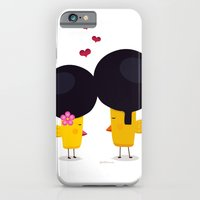 iPhone & iPod Case featuring Afro Love by Piktorama