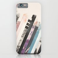 iPhone & iPod Case featuring STRIPES  by Brandon Neher