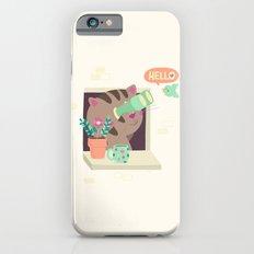 Hello Cat Slim Case iPhone 6s