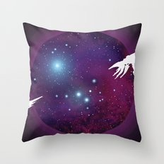 50,000 Years Throw Pillow