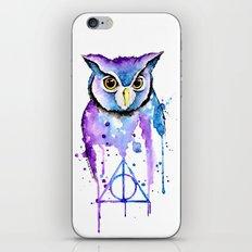 Hedwig iPhone & iPod Skin