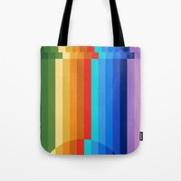 Waterfall Frustration Tote Bag