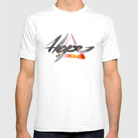 #hope Mens Fitted Tee White SMALL