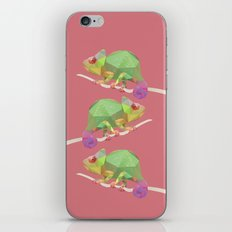 Chameleon. iPhone & iPod Skin