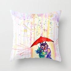 Love Birds! Throw Pillow
