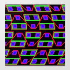 3, or Three Canvas Print