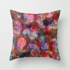Anushka Paisley {1A} Throw Pillow