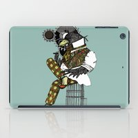 Crow Serie :: Clockworks… iPad Case