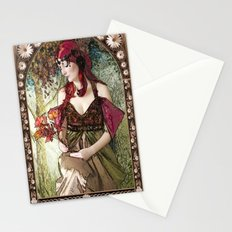 Nouveau Stationery Cards