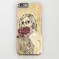 iPhone & iPod Case featuring HOW DOES YOUR GARDEN GROW (Part 1) by Casstronaut
