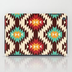 American native Pattern No. 45 iPad Case