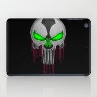 Punisher Spawn Mash-Up iPad Case