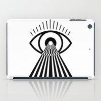 Laser Eye iPad Case