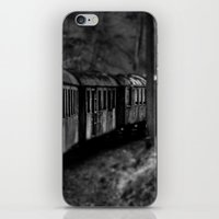 Spooky Train iPhone & iPod Skin