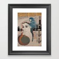 126. Framed Art Print