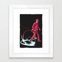 Trailblazer Framed Art Print
