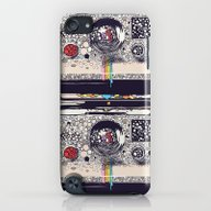 COLOR BLINDNESS iPod touch Slim Case