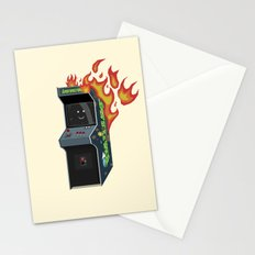 Arcade Fire Stationery Cards