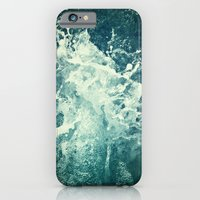 iPhone & iPod Case featuring Water IV by Dr. Lukas Brezak