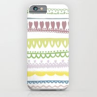 iPhone & iPod Case featuring Vintage Trimmings by Hannah Stevens