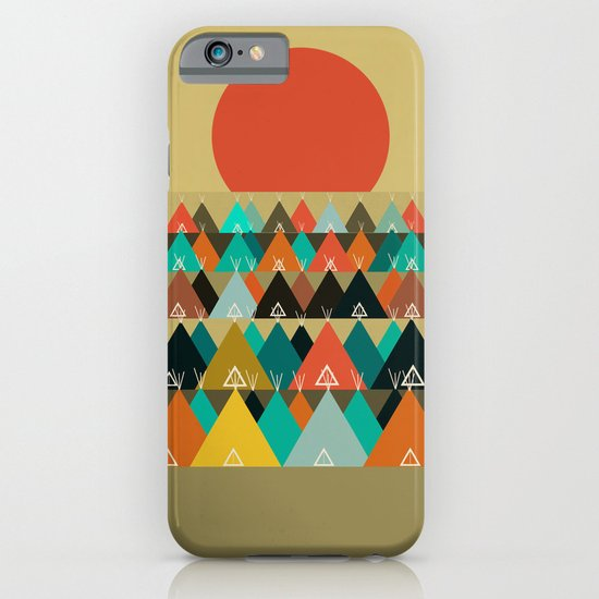 Tipi Moon iPhone & iPod Case