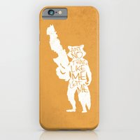 What's A Raccoon? iPhone 6 Slim Case
